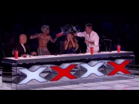 Danger Act Gone Wrong ALL HELL BRAKES LOOSE on LIVE TV!!! America's Got Talent 2017 - Thời lượng: 4:59.