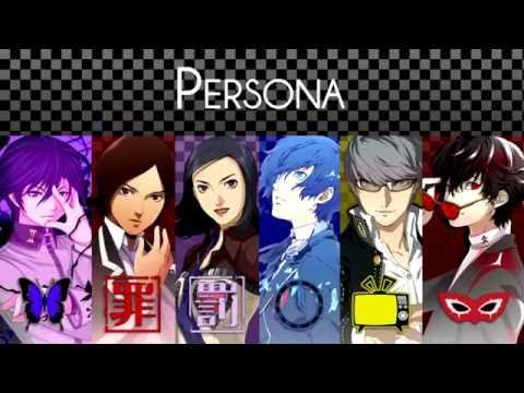 История серии Persona