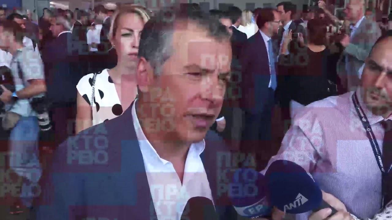 Δήλωση Σταύρου Θεοδωράκη για το αποτέλεσμα του Eurogroup της 21ης Ιουνίου