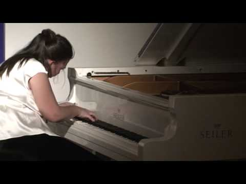 "Vladimir Genin: ""Of Mouthed Graves""  Olga Domnina, Piano"