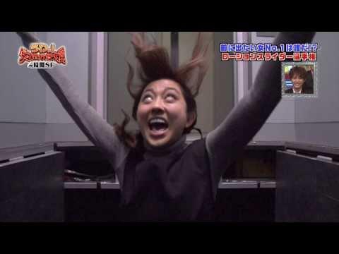 整人電梯黑洞!日本女偶像直墜「黏液溜滑梯」,太噁心啦!