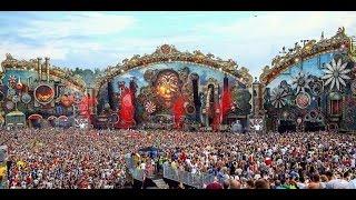 Yves V - Live @ Tomorrowland 2014