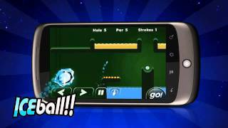 Super Stickman Golf YouTube video