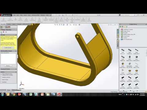 3d cad design software solidworks  demo