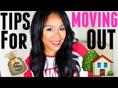 Money Saving Tips for Moving Out! | #MoneydipMonday