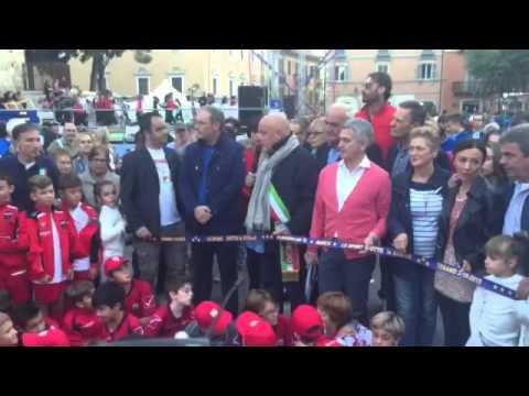 """Teramo, successo per """"Sport sotto le stelle"""" dedicato al piccolo Marco FOTO VIDEO"""