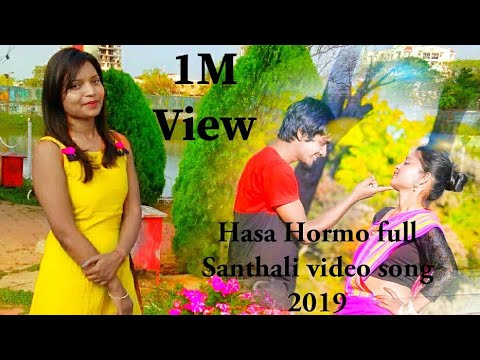 Video songs - Hasa Hormo modern cum traditional Santhali full song 2019 HD Video// singer Tinku tiger murmu