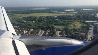 A320 landing in London from Paris. With a beautiful View of London. Thanks for watching please like and subscribe !! Matteo
