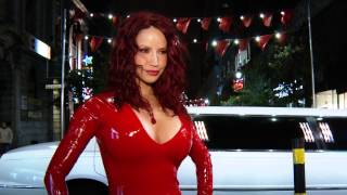 Bianca Beauchamp, Limousine Appearance At Montreal Fetish Weekend