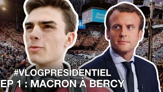 Video MACRON À BERCY - #VlogPrésidentiel - Épisode 1 MP3, 3GP, MP4, WEBM, AVI, FLV Agustus 2017