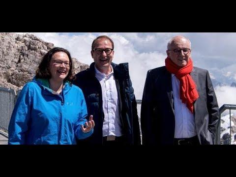 Gipfeltreffen: Über diese Milliarden-Projekte berät d ...