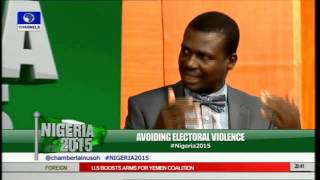 Nigeria 2015: Focus On Ways To Avoid Electoral Violence