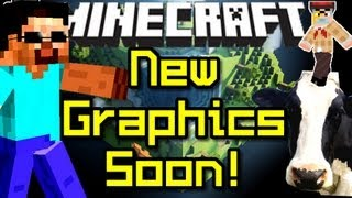 Minecraft News BETTER GRAPHICS Coming Soon!