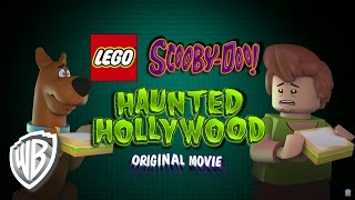 Nonton Lego   Scooby Doo    Haunted Hollywood Trailer Film Subtitle Indonesia Streaming Movie Download