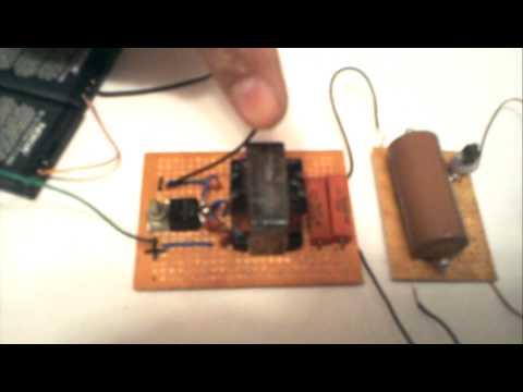 как предпринять электрошокер на рыбалки
