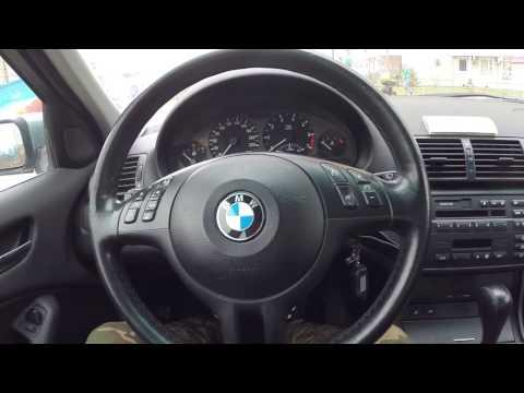 BMW E46 320 M54 2.2литра 170л.с. АКПП