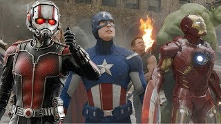 Video Ant-Man Will Time Travel to the Battle of New York in Avengers 4 | Avengers 4 Theory MP3, 3GP, MP4, WEBM, AVI, FLV Agustus 2018