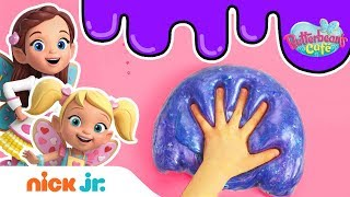 Best Magic Fairy Slime Time w/  Butterbean's Cafe | Nick Jr. Crafts