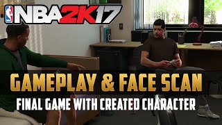 Winning the game with a player who is modeled after yourself? Yes please! The NBA 2017 new features are amazing, and Face Scan being one of those, completely...