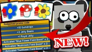 NEW *OP* BEE SWARM CODE & ROBLOX STAR CODE! | Roblox Bee Swarm Simulator