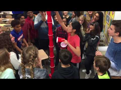 Social Health Activity - Plastic Cup Challenge