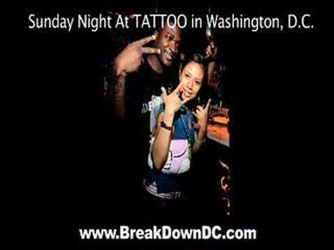 BreakDownDC at TATTOO Sunday 06/29/08