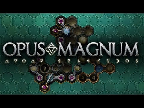 Opus Magnum - Turning Lead into Tin Doesn't Sound As Impressive