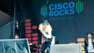 Christina Aguilera Live at Cisco Rocks