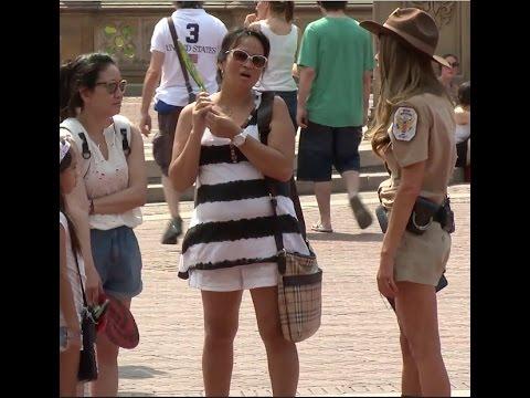Video Prank: No Selfie Police