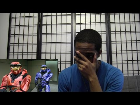 Red vs. Blue  Episode 40 (Season 3) – Visiting Old Friends Reaction