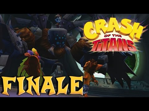 Crash of the Titans: Episodes 18,19 and 20
