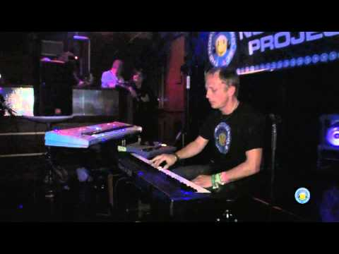 Davos - A small part of his set a mix of classic old school house music played in a live piano set by Davos in Sequins Blackpool UK at the Northern Project Old Schoo...
