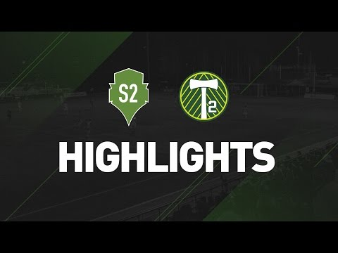 Video: Highlights: Seattle Sounders FC 2 vs Portland Timbers 2 | April 2, 2017