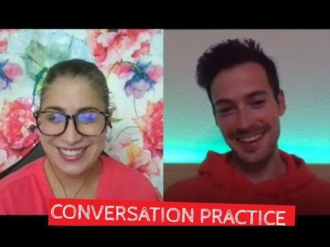Learning english with conversation practice on Cambly