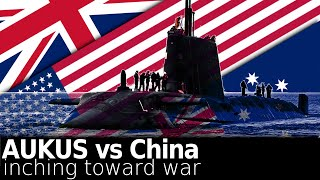 Planning war with China - part 2