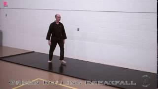 Green Belt Rolling Breakfall