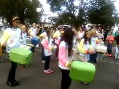 Desfile do dia 07 de Setembro de 2014 em Vacaria RS parte 7