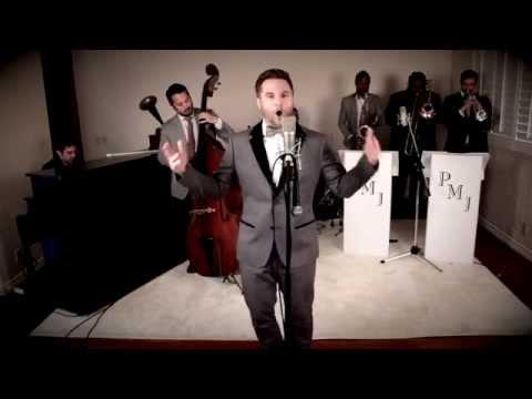 Radioactive – Vintage Jazz / Beatbox Imagine Dragons Cover ft. Blake Lewis