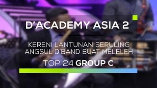 Video Keren! Lantunan Seruling Angsul D'Band buat Meleleh (D'Academy Asia 2) MP3, 3GP, MP4, WEBM, AVI, FLV November 2018