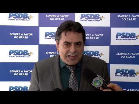 Domingos Sávio ressalta sentimento de unidade do PSDB