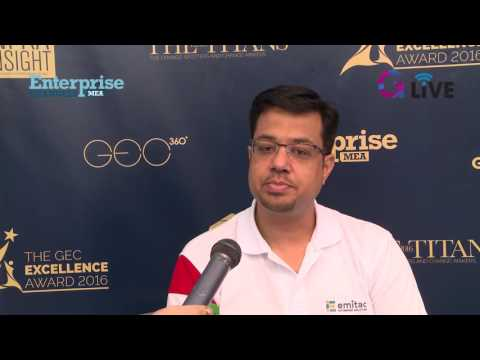 Sekhar Ramarao, Head Cloud ERP & CRM Practice - Emitac Enterprise Solutions