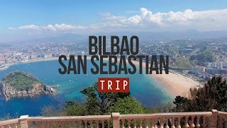 San Sebastian Spain  city pictures gallery : MY TRIP TO BILBAO & SAN SEBASTIAN - SPAIN | 2015