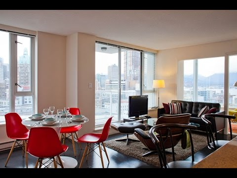 Vancouver Downtown Apartment for Rent ID: 3824