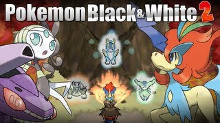 Pokémon Black&White 2 - Pokémon Black&White 2 [Meloetta Keldeo Genesect Events]