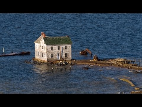 urban exploration - holland island nel maryland