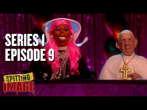 Spitting Image - Series 1, Episode 9 | Full Episode