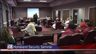 Homeland Security Seminar