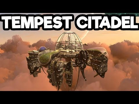 Tempest Citadel Gameplay Impressions - Invading a New Planet for Colonies!