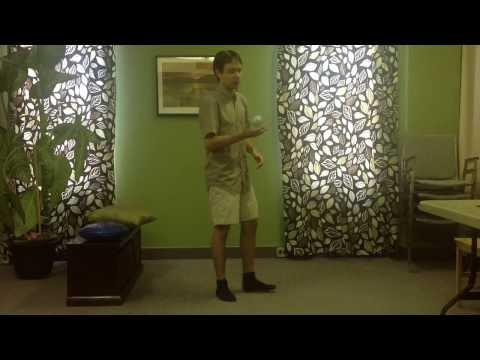 comment soigner entorse genou