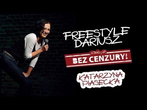 Stand-up bez Cenzury – Katarzyna Piasecka i Dariusz